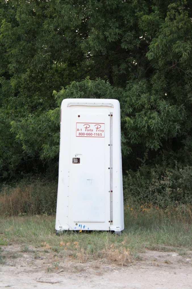 port-o-potty